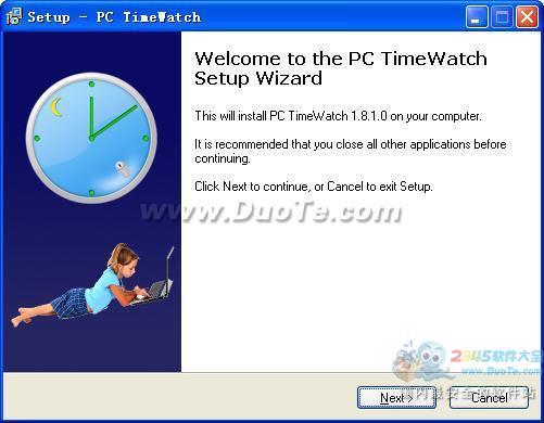 PC TimeWatch下载