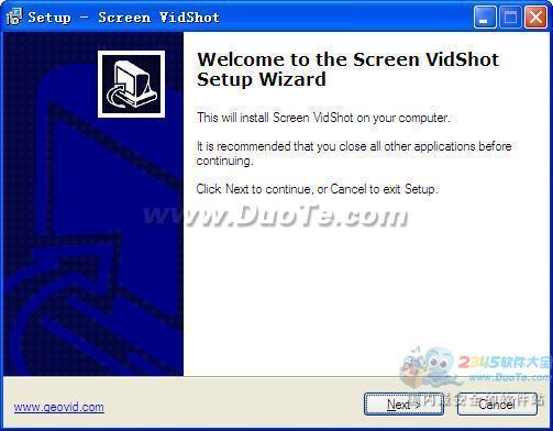 Screen VidShot下载