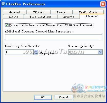 ClamWin Portable下载