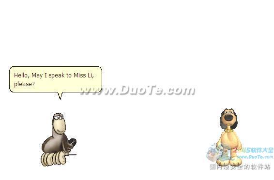 英语口语对话王 2013下载