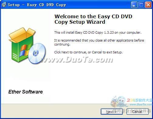 Easy CD DVD Copy下载