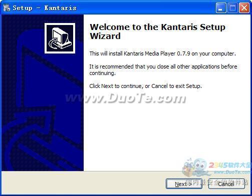 Kantaris Media Player下载