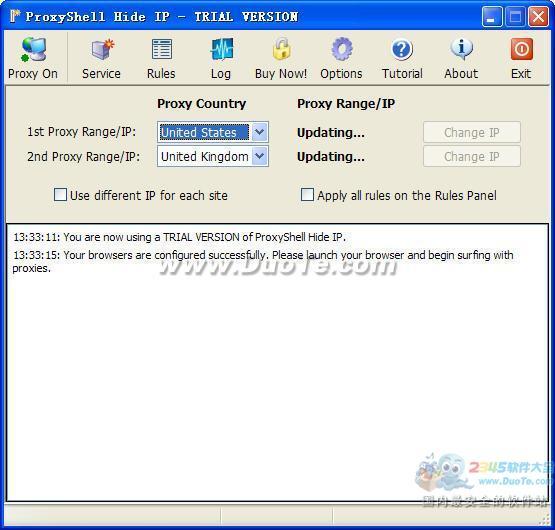 ProxyShell Hide IP下载