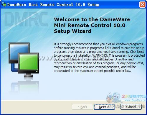DameWare Mini Remote Control下载