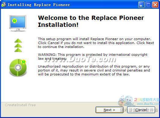 Replace Pioneer下载