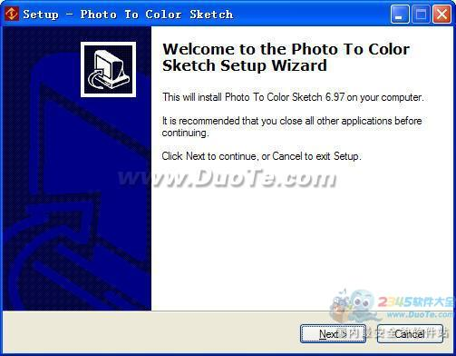 Photo to Color Sketch (照片修改软件)下载