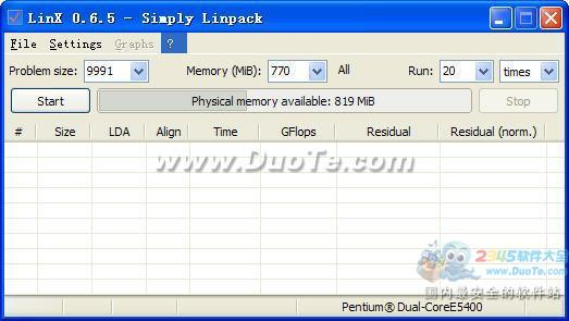 LinX (测试软件)下载