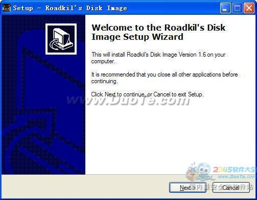 Roadkils Disk Image (IMG影像文件制作工具)下载