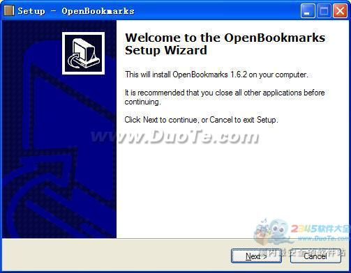 OpenBookmarks(IE书签管理器)下载