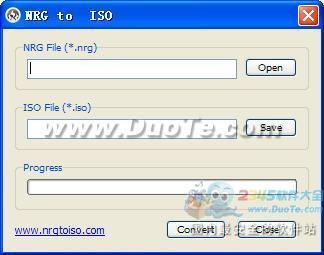 NRG to ISO (nrg转iso软件)下载