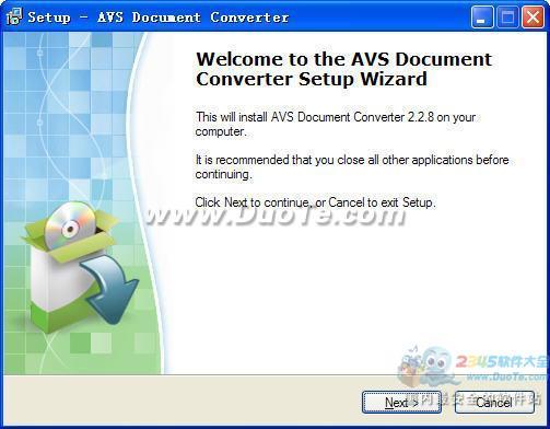 AVS Document Converter (文档格式转换器)下载