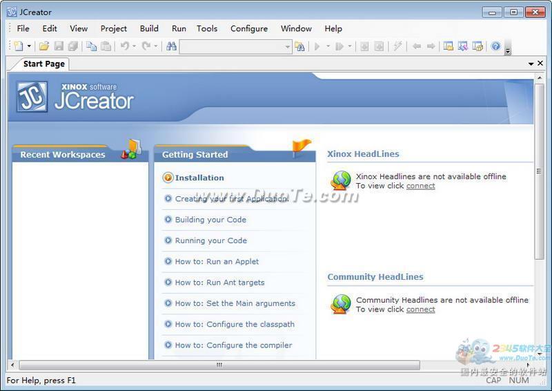 JCreator Pro下载