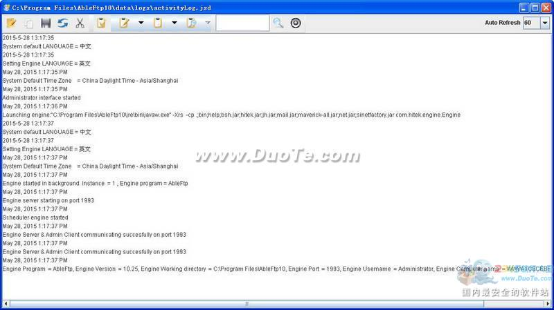 AbleFtp (ftp客户端工具)下载