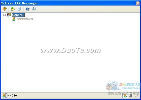 Softros LAN Messenger(消息工具)下载