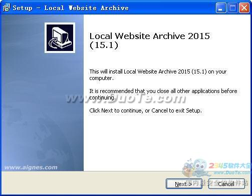 Local Website Archive  2015下载
