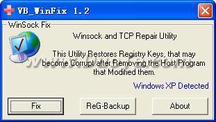 WinSockFix下载
