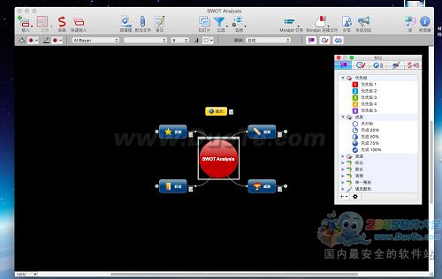 Mindjet mindmanager for mac(思维导图软件)下载