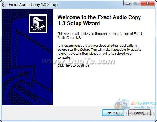 Exact Audio Copy下载