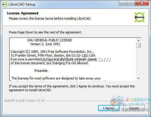 LibreCAD下载