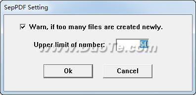 SepPDF(PDF文件分割工具)下载