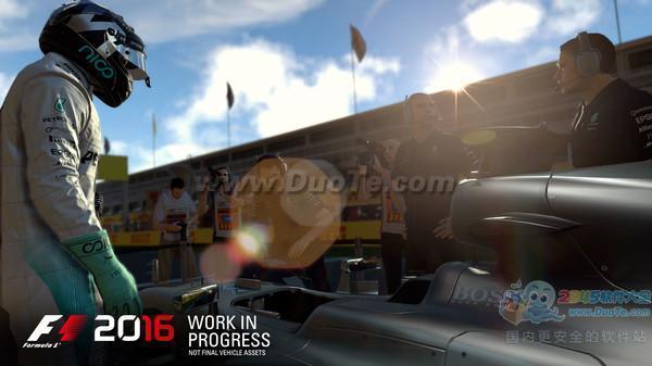 F1 2016下载