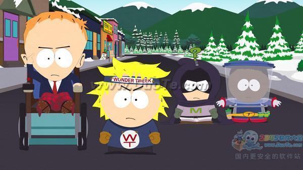 南方公园:完整破碎,South Park™: The Fractured but Whole下载