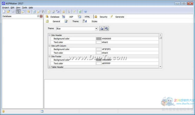 ASPMaker(自动生成ASP程序)下载