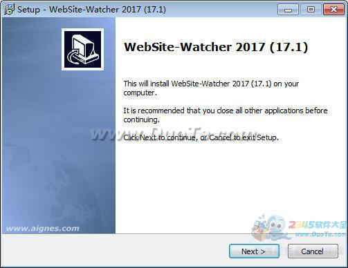 WebSite-Watcher 2017下载