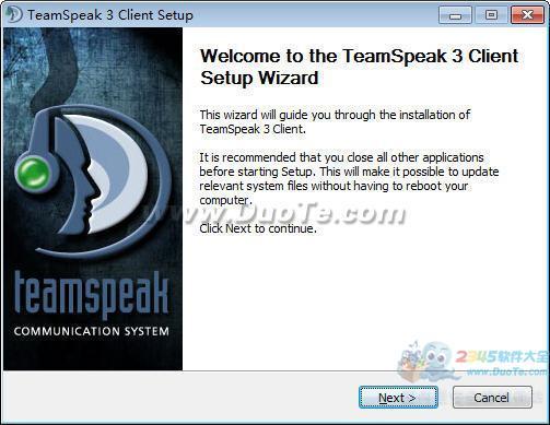 TeamSpeak x32下载