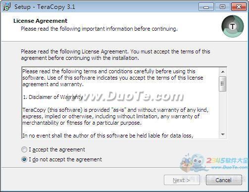 TeraCopy Pro文件快速复制工具下载