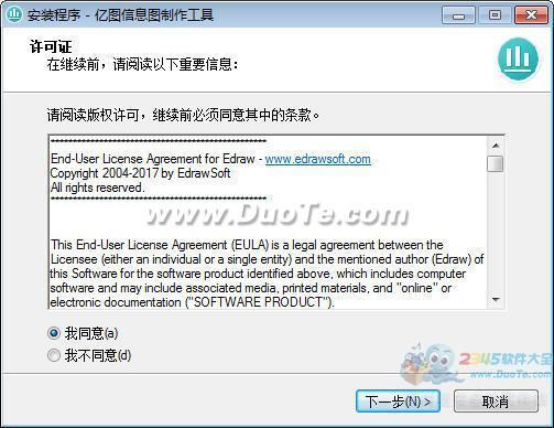 亿图信息图软件 for linux下载