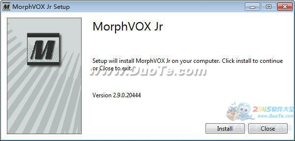 MorphVOX Junior(声调变换)下载