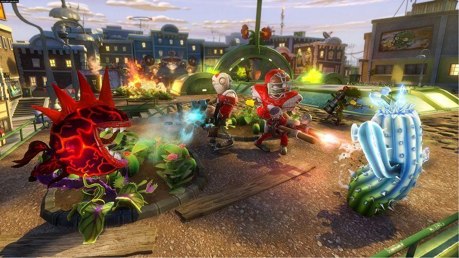 植物大战僵尸:花园战争下载