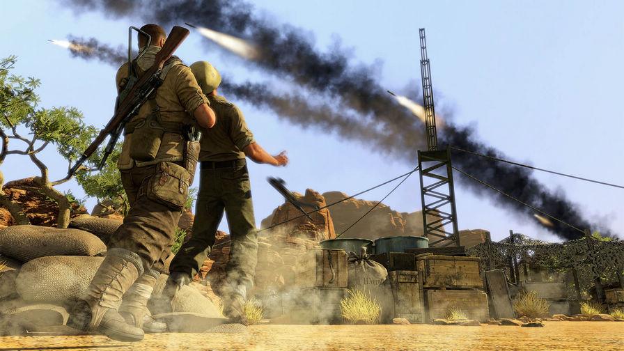 狙击精英3:非洲下载