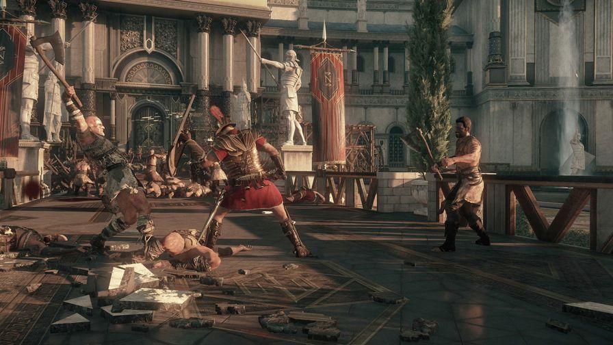 崛起:罗马之子下载