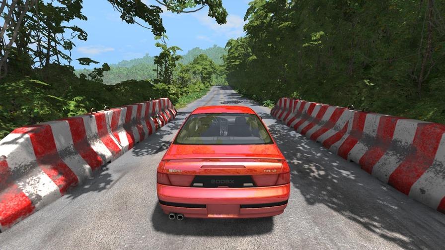 拟真车祸模拟下载