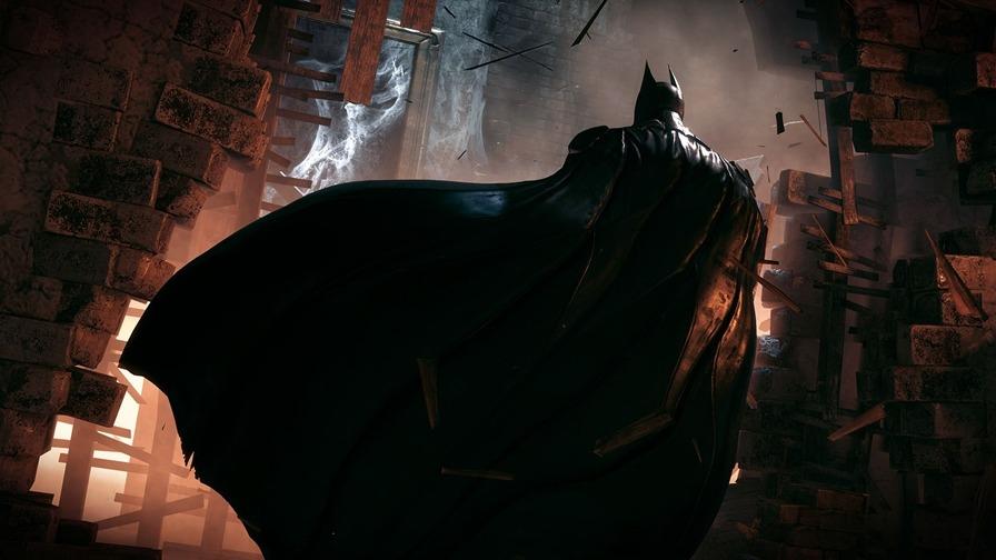 蝙蝠侠:阿甘骑士年度版下载