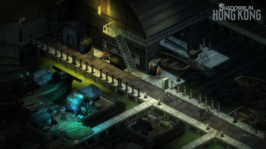 暗影狂奔:香港下载