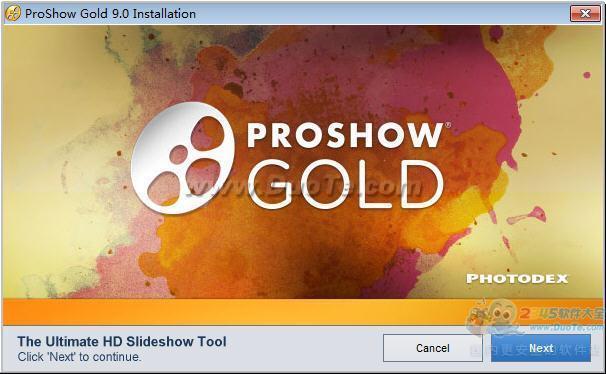 ProShow Gold下载