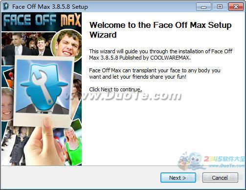 Face Off Max(图片换脸)下载