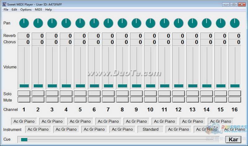 Sweet MIDI Player(音乐编辑)下载