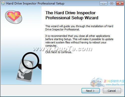 Hard Drive Inspector(硬盘监视系统)下载