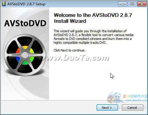 AVStoDVD(全能DVD转换)下载