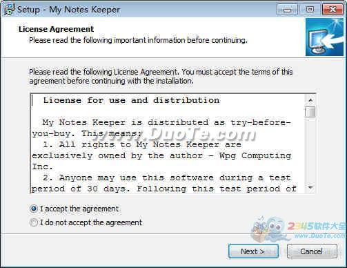My Notes Keeper(数据库管理软件)下载