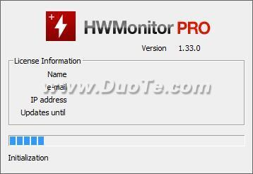 HWMonitor下载