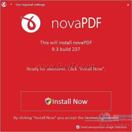 novaPDF下载