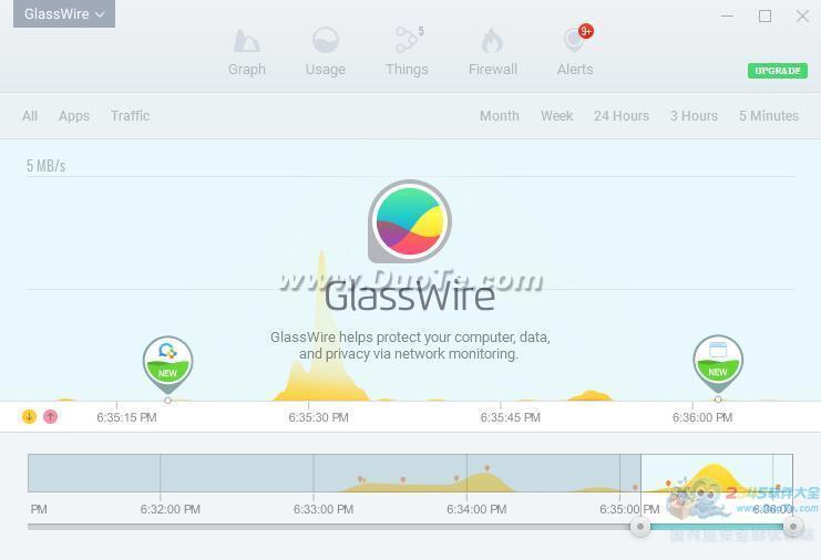 GlassWire下载