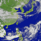 Taiwan Weather Satel