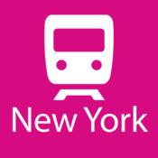 纽约铁路图 Lite