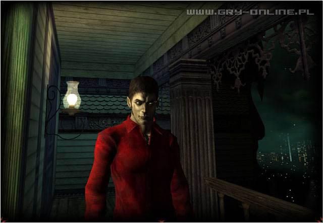 吸血鬼避世:血族